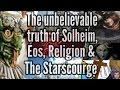 Shocking secrets of Final Fantasy XV History of Solheim FF15 story spoilers