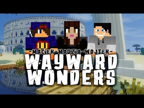 Minecraft Wayward Wonders #3: Madzia i Jej Koń w/ Madzia, GamerSpace