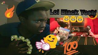 SML Short: Black Yoshi