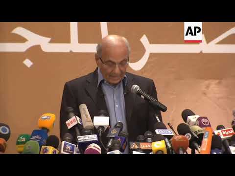FILE Confusion over whereabouts of Egypt presidential hopeful Shafiq