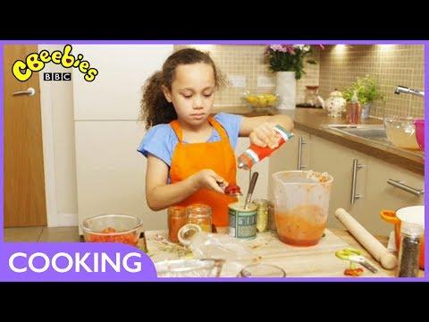 CBeebies Recipes   Sienna's Nigerian Jollof Style Rice