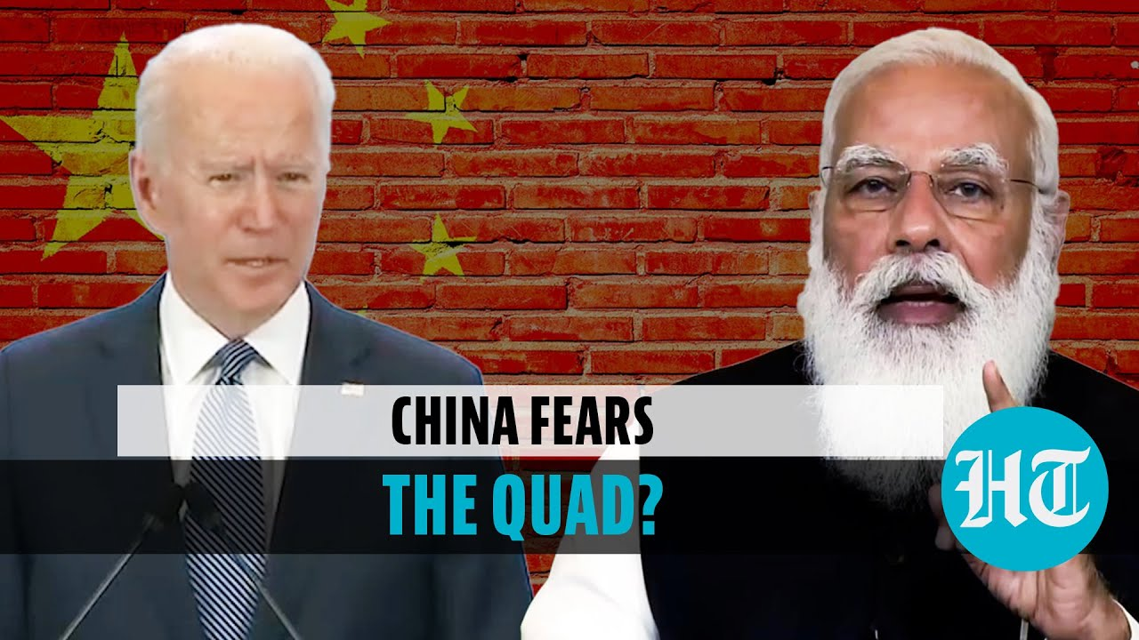 Download China tried to scuttle India-US team-up in Quad: Joe Biden's big revelation