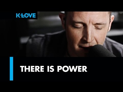 "Lincoln Brewster ""There Is Power"" LIVE At K-LOVE"