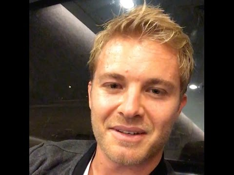 Nico Rosberg: Live Video P3 Malaysia GP