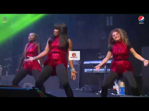 FLAVOUR LIVE PERFORMANCE ONE AFRICA MUSIC FEST DUBAI
