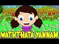 Waththata Yannam | I'll go to the garden Sinhala Baby Song | Sinhala Nursery Rhymes