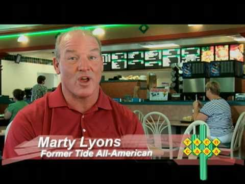 Marty Lyons Loves Taco Casa