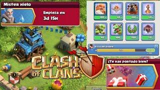 ¡Los Primeros JUEGOS de Clanes!, ¿Mr. Hielo?, Clash of Clans