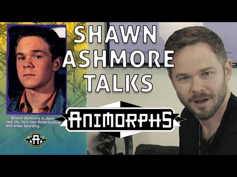 Shawn Ashmore's Animorph Memories