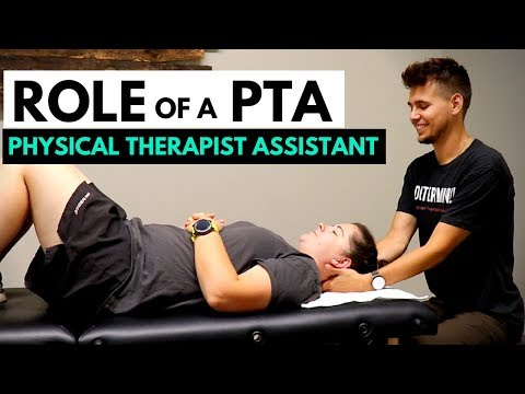 Role of a Physical Therapist Assistant (PTA)
