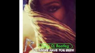 Rihanna - Where Have You Been (Yorgi Dj Bootleg 2012)[FREE DOWNLOAD IN DESCRIPTION]