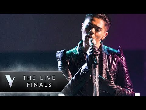 Radiohead - Creep (Sheldon Riley The Voice Australia 2018 Live Finals Week 1 Performance)