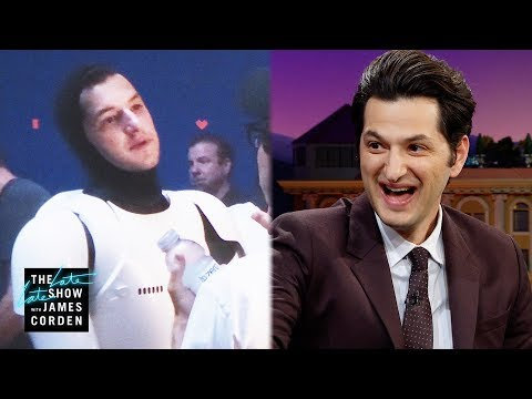 Ben Schwartz: Storm Trooper, BB8 Voice, Nice Person