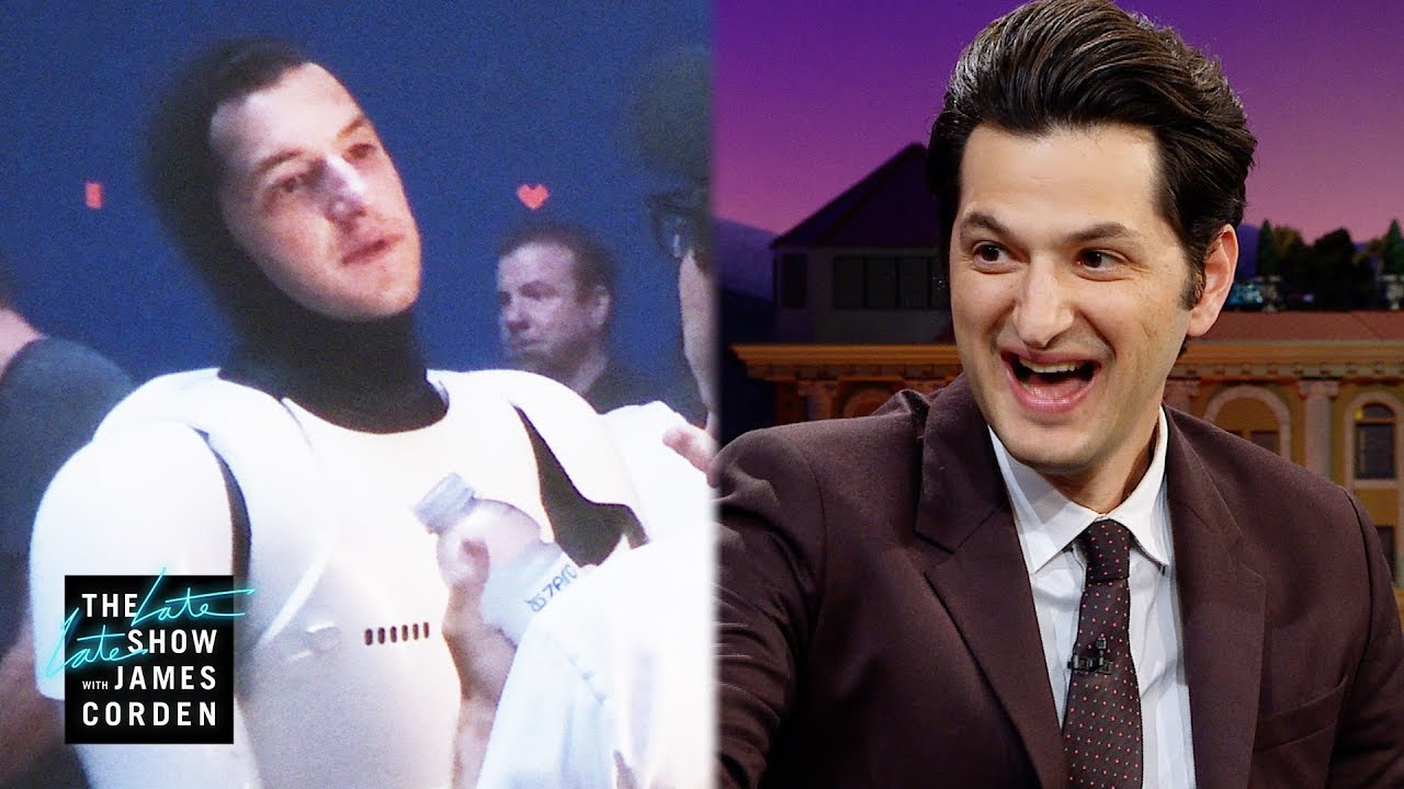 Ben Schwartz: Storm Trooper, BB-8 Voice, Nice Person