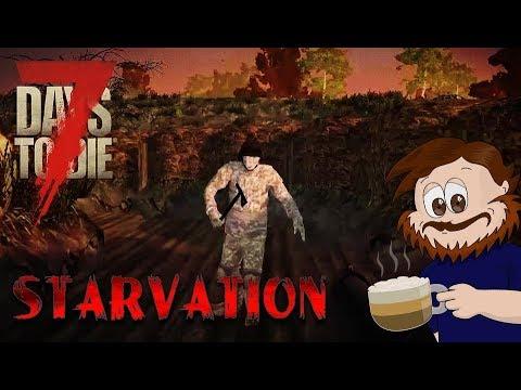 7 Days To Die Starvation 16 #9 Czy możemy już w końcu wbić na ten 40lev?