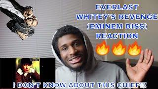 WHITEY'S REVENGE - EVERLAST (EMINEM DISS)   EVERLAST RESPONDS TO SLIM SHADY   REACTION