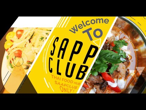 SAPPCLUB – your number 1 Thai Delivery Online!