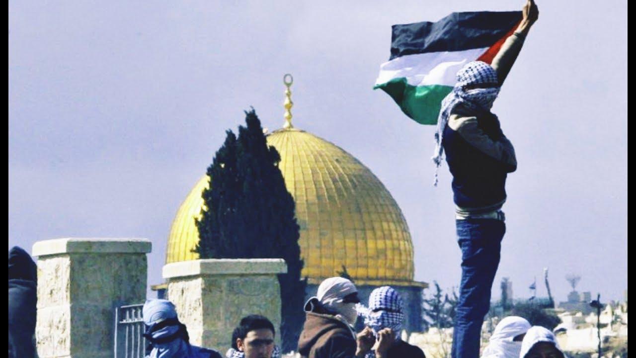#القدس بلاد المسلمين محتـــ ـلة فلسطيــــن تقــ ـاوم - أين العرب