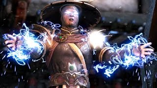 Mortal Kombat X - Raiden Online Ranked Matches