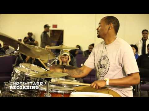 DBK - Ray Marshall Jr. - Jesus The Same (HD) feat. Joe Cleveland
