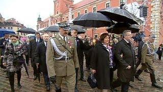 Polen feiert Verfassung vom 3. Mai 1791
