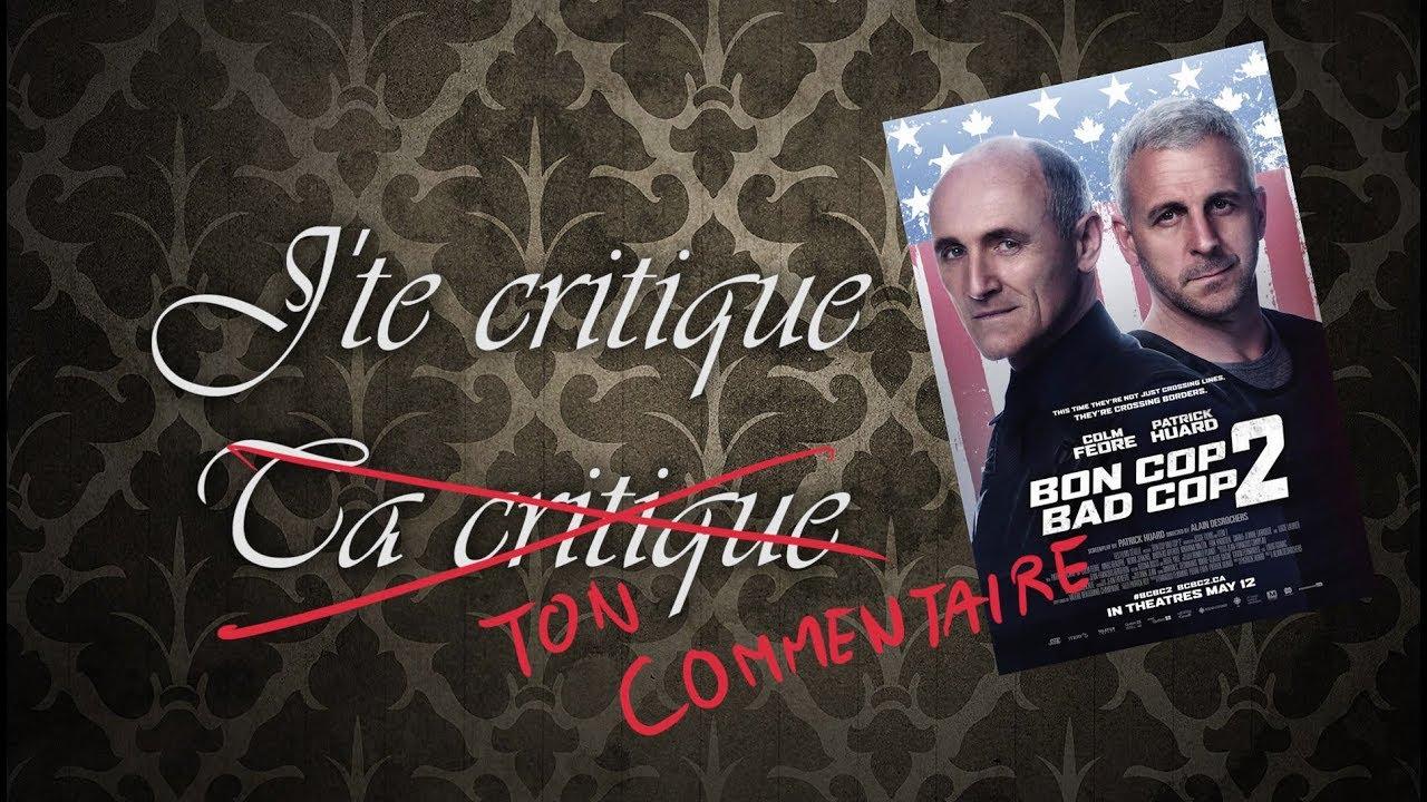 Download CYNTHIA!!! - J'te Critique Ton Commentaire - BON COP BAD COP 2