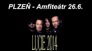 Lucie - (LIVE) - Amfiteátr Plzeň 2014