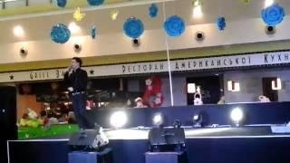 """Выступление в ТРЦ """"Экватор"""" г.Ровно.  08.03.16"""