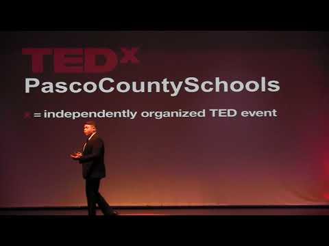 TEDx Talks: Hurricane Katrina | Moises Robles | TEDxPascoCountySchools