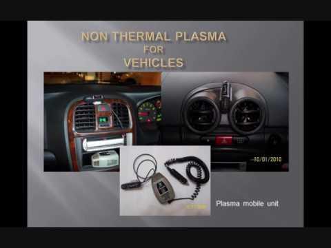 Dehne Non Thermal Plasma Ionizer Airnet II