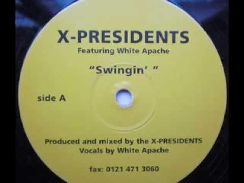 X-Presidents - Swingin'