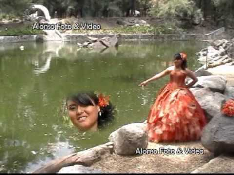 Xv a os jacqueline colomos 29 mayo youtube for Estanques japoneses jardin