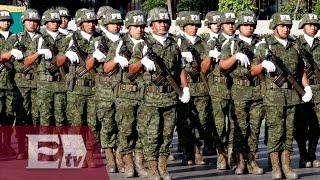 Sedena revela los sueldos en el Ejército Mexicano / Francisco Zea