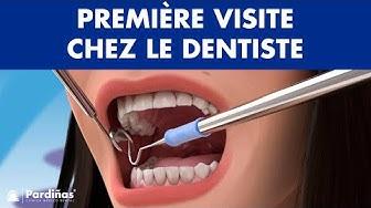 Première visite chez le dentiste ©