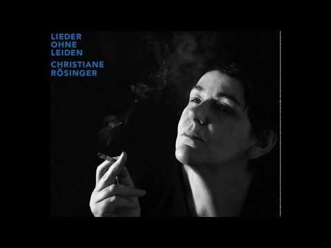 Christiane Rösinger - Joy Of Ageing (Audio)