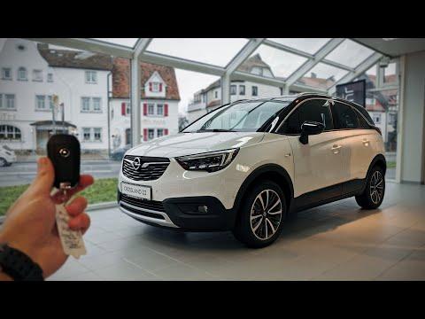 2020 Opel CROSSLAND X 1.2L Innovation