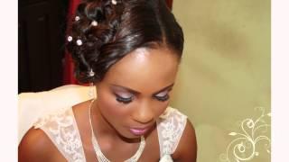 Mercy Dogbatse (now Akuban) - Bridal Makeup, Hair and Nails by RosyLooks screenshot 3