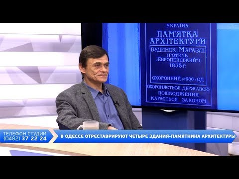 DumskayaTV: День на Думской. Юрий Никитин, 22.03.2018