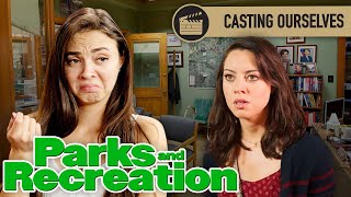 Casting Ourselves in Parks and Recreation