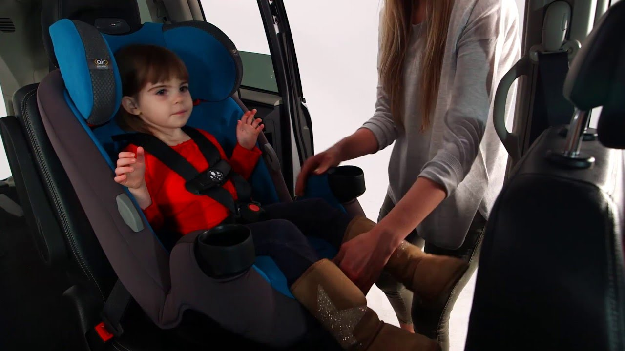 Safety 1st Grow And Go AirTM Series 3 In 1 Convertible Car Seat