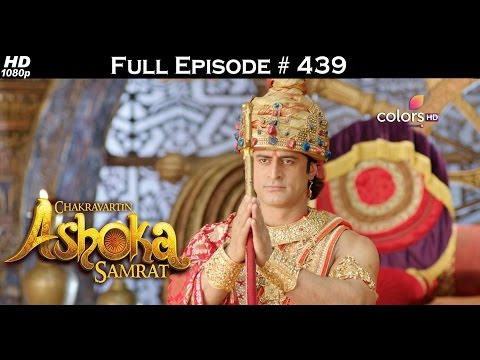 Chakravartin Ashoka Samrat - 5th October 2016 - चक्रवर्तिन अशोक सम्राट - Full Episode