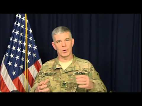 Spokesman Provides Inherent Resolve Update From Baghdad (Without Graphics)