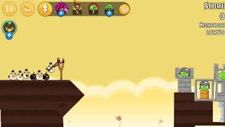 Angry Birds Classic Ep.4 FINAL!: Poached Eggs Last Level
