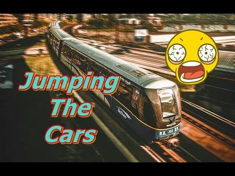 Highspeed Rail Car Jumpers Caught