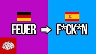 Deutsche Wörter, die im Ausland eine andere Bedeutung haben
