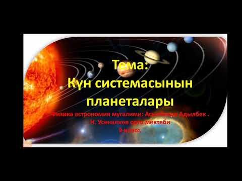 Физика Астрономия