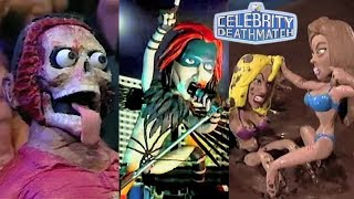 10 Awesome Facts On Celebrity Deathmatch