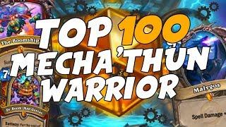 Top 100 con Mecha
