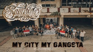 SAMLION MY CITY MY GANGSTA MP3