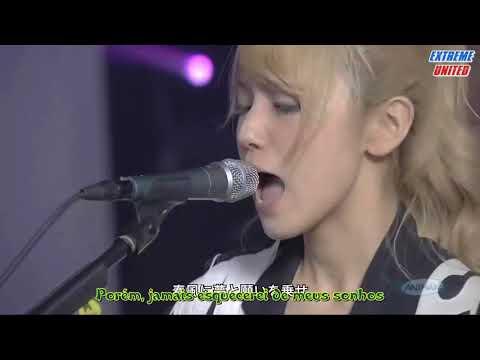 SCANDAL (スキャンダル) - Harukaze [Live Legendado - ExUnited]